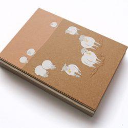 Deník miminka Ovečky pro ražbu
