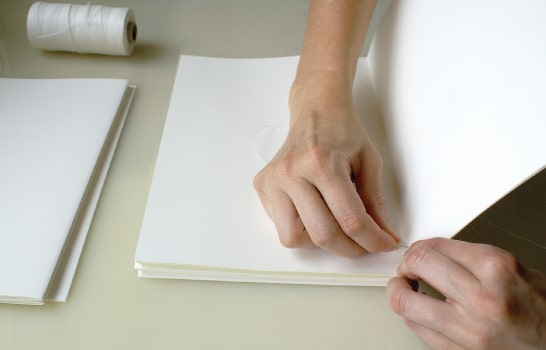 Ručni výroba knih