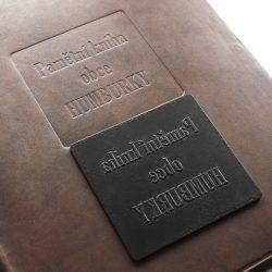 Pamětní kniha obce Humburky