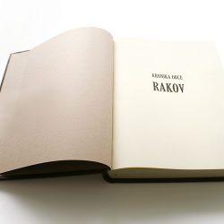 Kronika obce Rakov