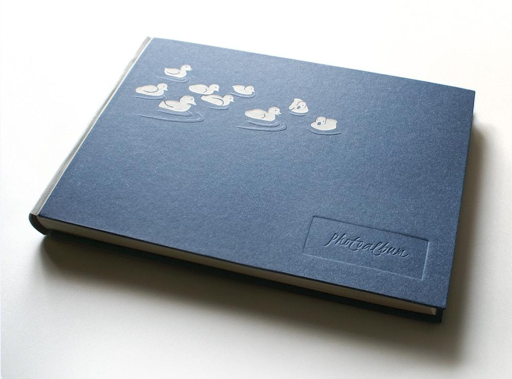 album Modré kačenky