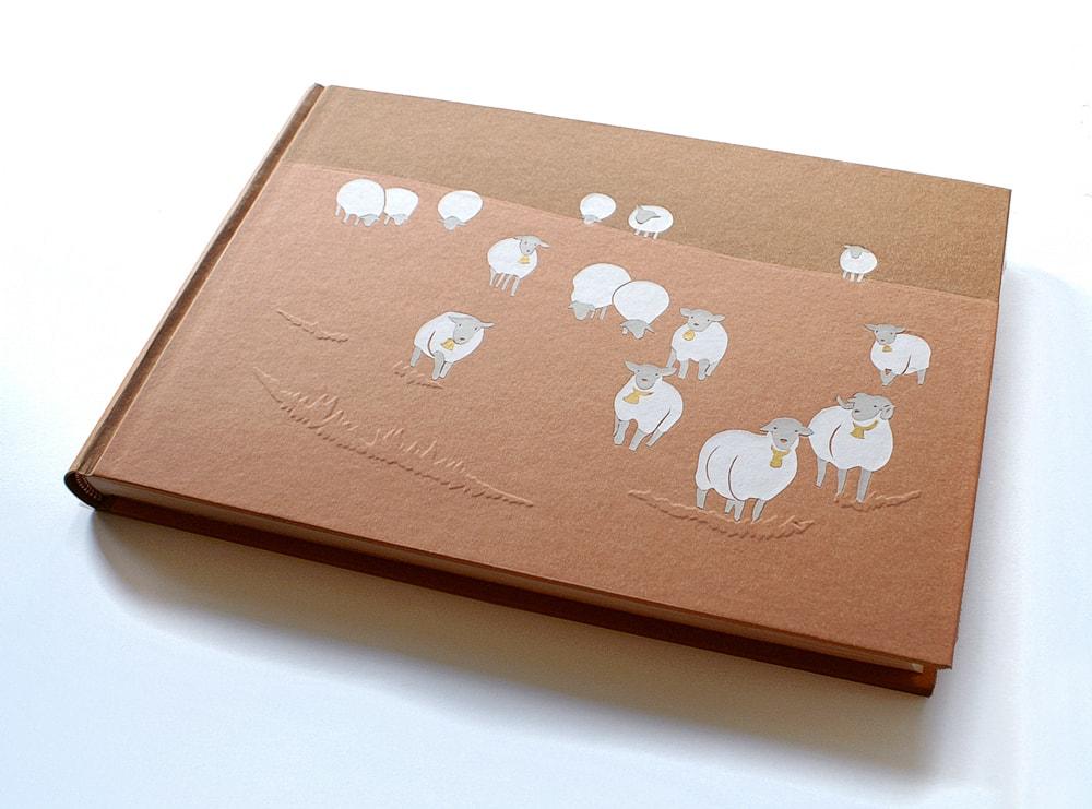 album Okrové ovečky