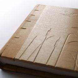 dřevěné album Volavky 2