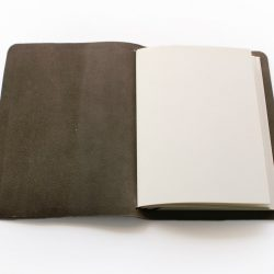 Hnědý zápisník