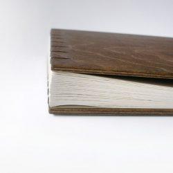 dřevěné album Míša a Jířa
